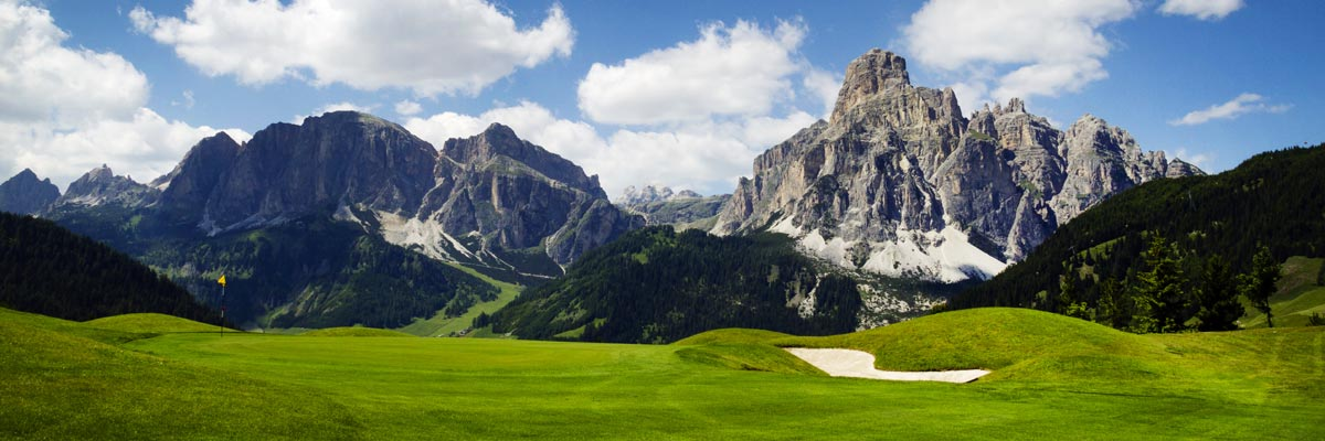 Corvara - Summer in Alta Badia